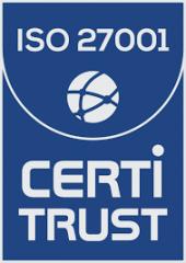 CERTI TRUST ISO 27001