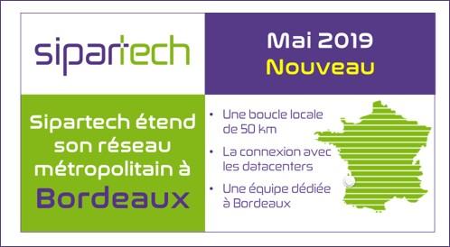 Actualité Sipartech à Bordeaux