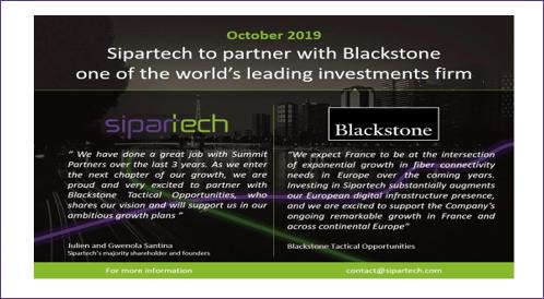 Image actualité Blackstone homepage