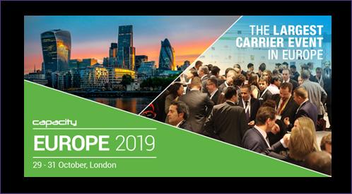 SIPARTECH @CAPACITY EUROPE 2019