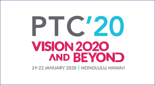 SIPARTECH @PTC 2020