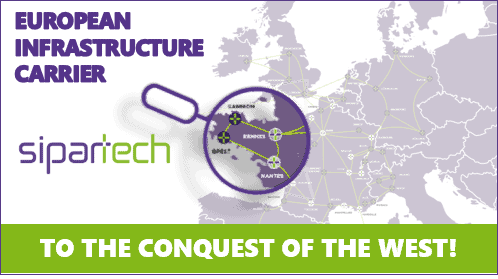 SIPARTECH TO THE CONQUEST OF THE WEST